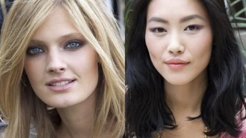 Estée Lauder Signs Models Liu Wen and Constance Jablonski | StyleCaster