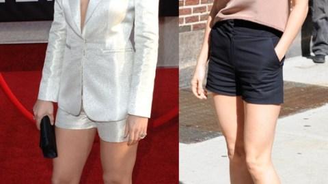 Gwyneth Paltrow v. Gwyneth Paltrow In The Battle Of The Short Shorts | StyleCaster