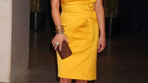 Jessica Simpson Brightens Up White House Correspondents' Dinner in Carolina Herrera   StyleCaster