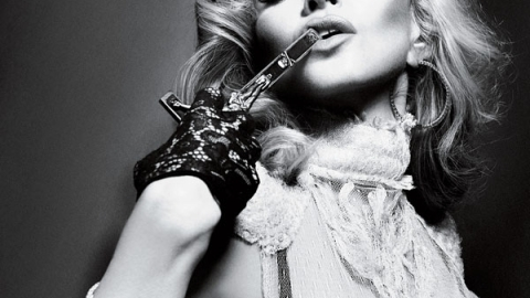 Madonna Talks Africa And The Music Industry In Interview Magazine's May 2010 Issue | StyleCaster