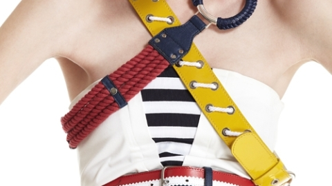 Spring Fashion Trend- Get Onboard The Season's Nautical Theme | StyleCaster