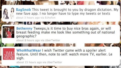Twitter Follow Friday – A Real Housewife On Breastfeeding, Gaga Carries Studded Hermes   StyleCaster