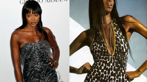 Naomi Campbell Jealous Of Younger Look-Alike? Lady Gaga Gets Tested For Lupus | StyleCaster