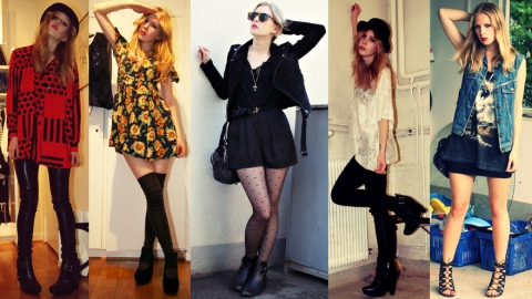 Five Fashion Trendsetters Making Waves in the Blogosphere – June 2010 Picks | StyleCaster
