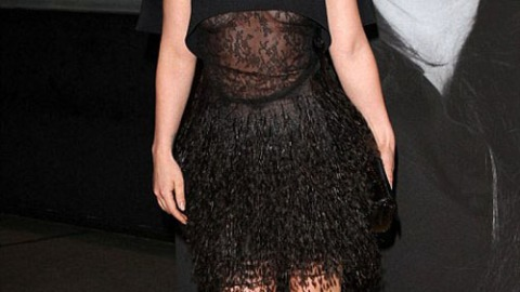 Christina Ricci Skips The Cleavage, Shows Off Underboob Instead | StyleCaster