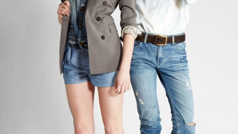 How To Wear The Denim On Denim Trend In Real Life | StyleCaster