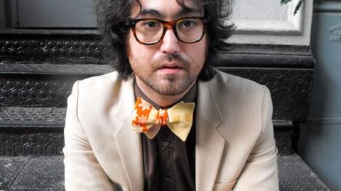 Street Style New York – Sean Lennon Rocks Bow Tie By Girlfriend/Model Charlotte Muhl | StyleCaster