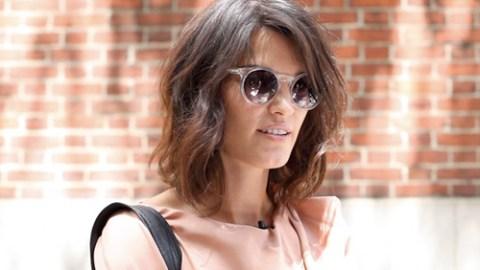 Street Style NYC: Hanneli Mustaparta | StyleCaster