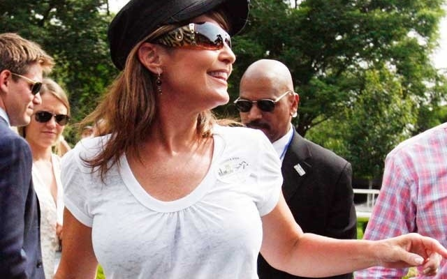 Sarah Palin Breast Implants: Get The Bodacious Look Without Going Under The Knife