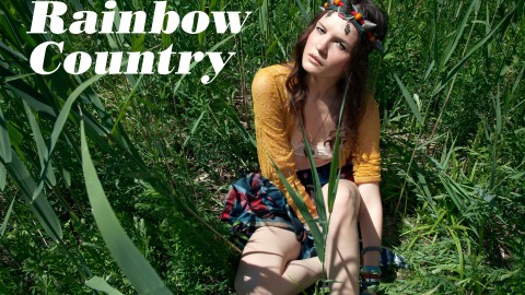 STYLECASTER FASHION EXCLUSIVE – Rainbow Country | StyleCaster