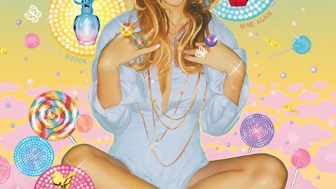 Mariah Carey Launches New 'Lollipop Bling' Scent, Gets In Touch With Her Inner Child | StyleCaster