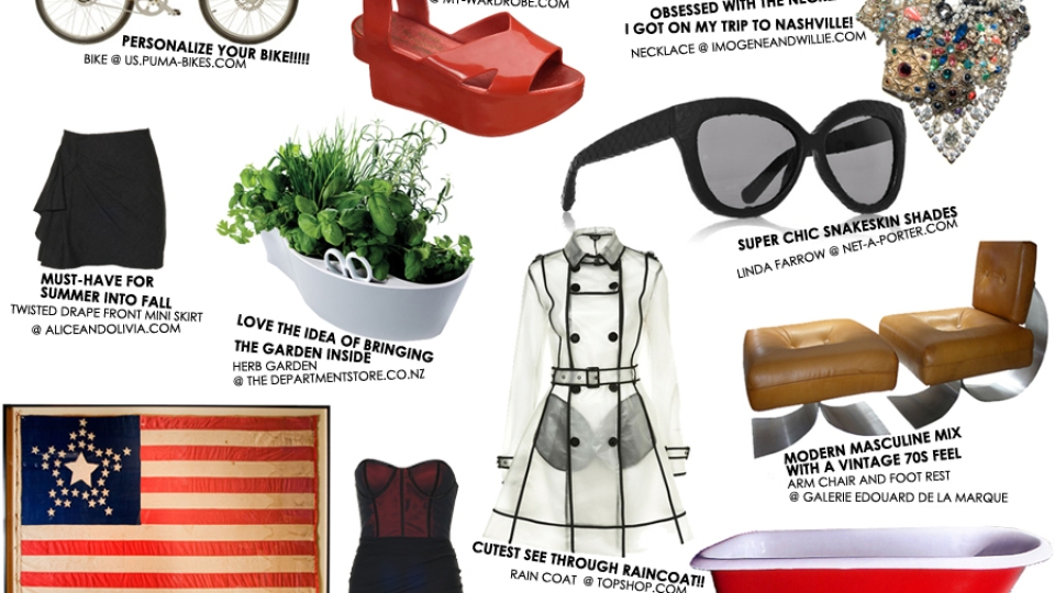 Alice + Olivia 4 AM Finds: July 4th Special | StyleCaster