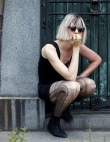 Street Style: The Grates' Lead Singer Patience Shows Us Her Brooklyn-Infused...