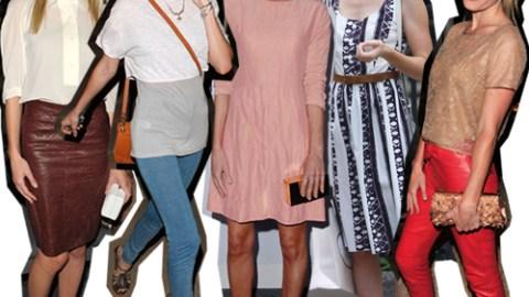 Shopping For: Kate Bosworth | StyleCaster