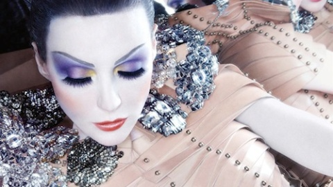 NARS Goes The Heiress Route, Taps Daphne Guinness For Fall 2010 | StyleCaster