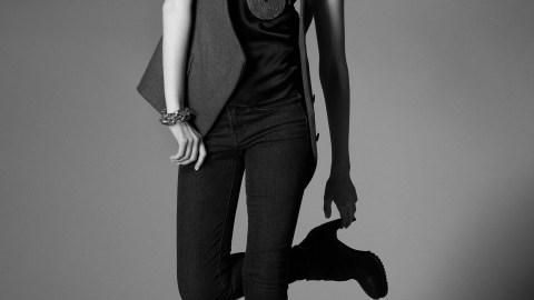 1 Piece, 5 Ways: Gap Jean Leggings | StyleCaster