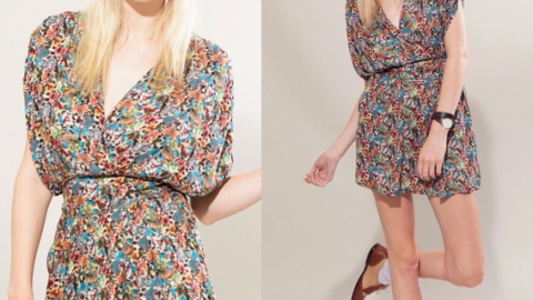 Steal Of The Week: The Perfect Floral Frock For $78 | StyleCaster