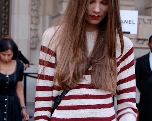 Street Style Haute Couture Edition: Bryan Boy, Models And More!