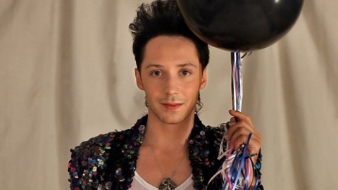 Johnny Weir Shares His Secrets With StyleCaster! | StyleCaster