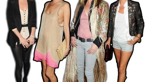 Shopping For: Kate Moss   StyleCaster