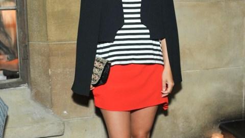 Shop The Celeb Look: Rachel Bilson's Sailor Chic! | StyleCaster