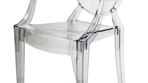 Clearly Chic Home Decor: Lucite Pieces We Love   StyleCaster