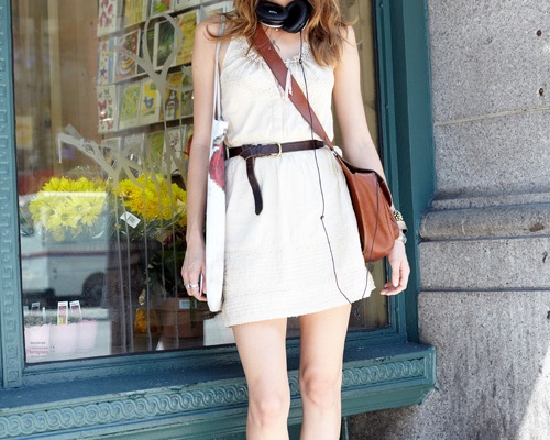 Street Style New York: It's All In the Mix