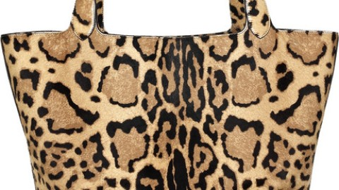 LUST LIST: Alaia Does Leopard Print Right | StyleCaster