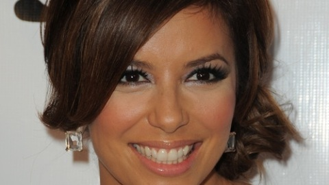 Collier Strong Chats Eva Longoria's Lashes and 'Project Runway'   StyleCaster