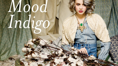 STYLECASTER FASHION EXCLUSIVE – Mood Indigo, Not Your Usual Denim | StyleCaster