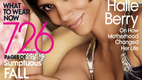 Hairstylist Oribe Dishes On Halle Berry's New Retro Bob!   StyleCaster
