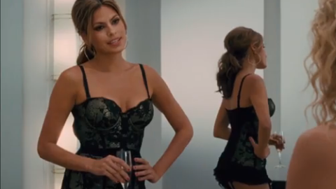 Stars Undressed: Most Memorable Lingerie Moments Caught On-Screen   StyleCaster