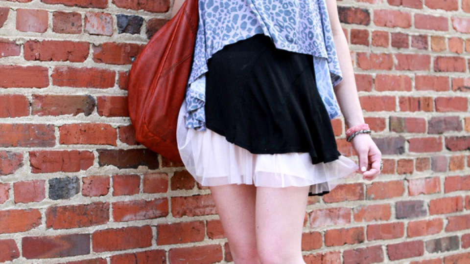 Street Style Nashville: Quirky Summer Layers   StyleCaster