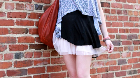 Street Style Nashville: Quirky Summer Layers | StyleCaster