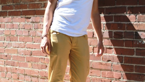 Street Style Tennessee: Yellow Pants, Bambi and Balenciaga | StyleCaster
