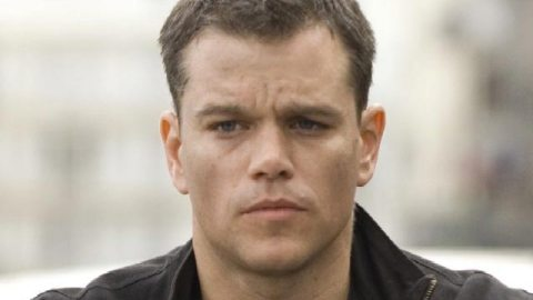 Your Guide To Drinking In Weird Places Just Like Matt Damon | StyleCaster
