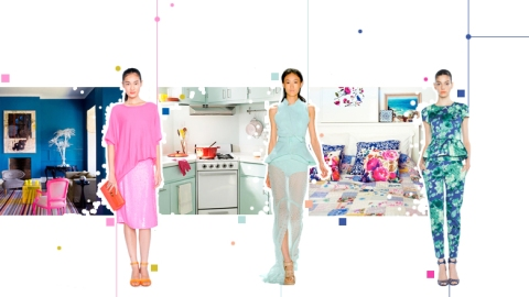 Translate These 3 Spring Fashion Trends Into Cool Home Decor | StyleCaster