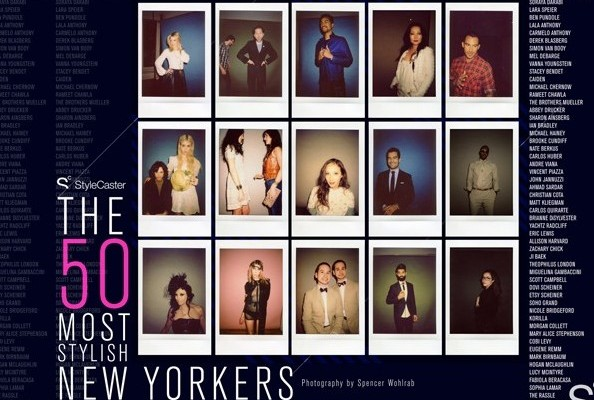 50 Most Stylish New Yorkers: 2012 Edition
