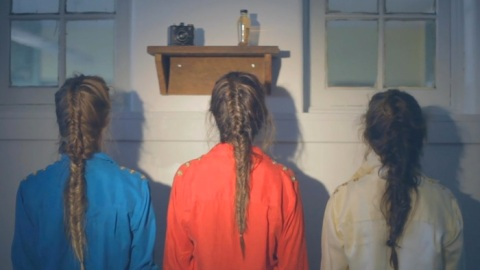 EXCLUSIVE: Watch Real NYC Girls Work It Out In GHILAGA's Spring 2012 Fashion Film | StyleCaster