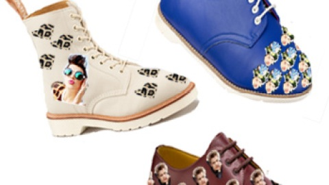 5 Agyness Deyn Inspired Shoe Styles We Would Love To See From Dr. Martens | StyleCaster