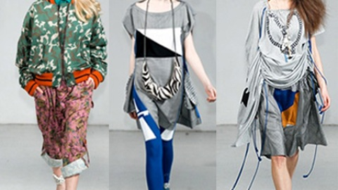 First Look: CAMPER To&ether with Bernhard Willhelm FW12 Women's Collection | StyleCaster