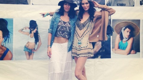 Your Ticket To Coachella: Exclusive Photo Diary From Supermodel Nicole Trunfio | StyleCaster
