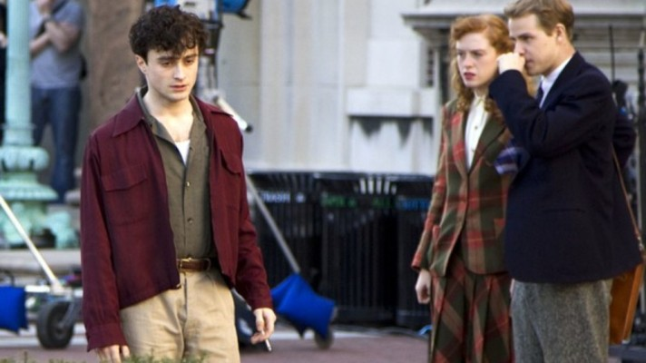 Want To Perfect The Grungy Scholar Look? Daniel Radcliffe Shows You How It's Done
