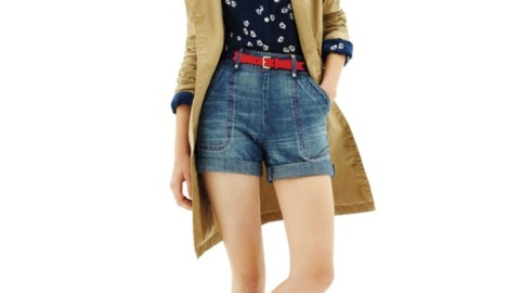 First Look: Keds Spring 2012 Apparel Collection, Exclusively At Opening Ceremony | StyleCaster
