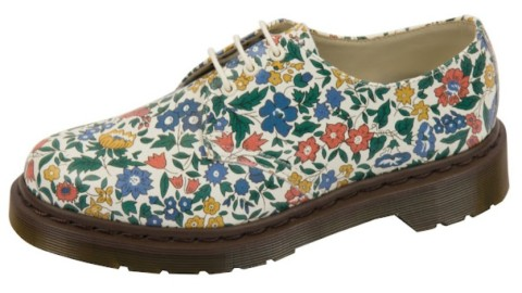 First Look: Peep The Liberty London x Dr. Martens 2012 Collection | StyleCaster
