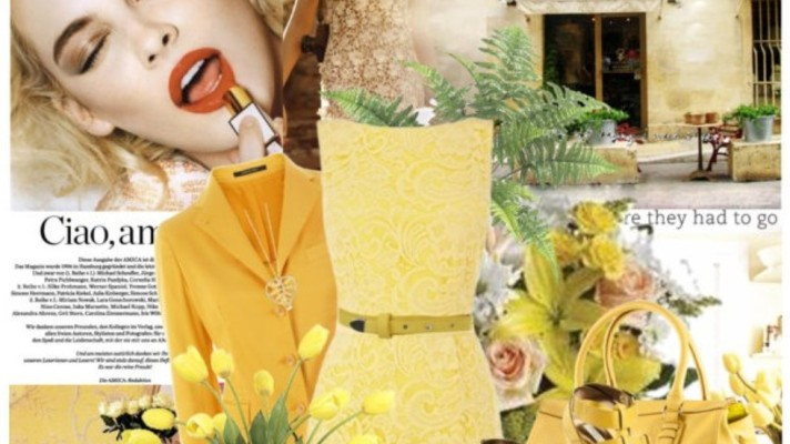 Polyvore Mixes It Up With 7 Lacy Options For Spring And Summer