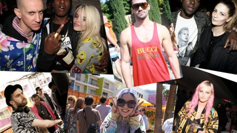 Coachella 2012 Party Snaps: Jeremy Scott, Mulberry, Lacoste and More! | StyleCaster