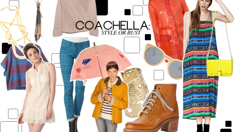 Coachella 2012 Shopping Guide: What To Wear In California This Month | StyleCaster