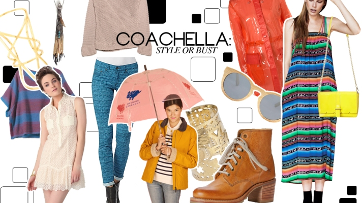 Coachella 2012 Shopping Guide: What To Wear In California This Month