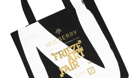 We'd Like Our Art With A Side Of Mulberry, Please | StyleCaster